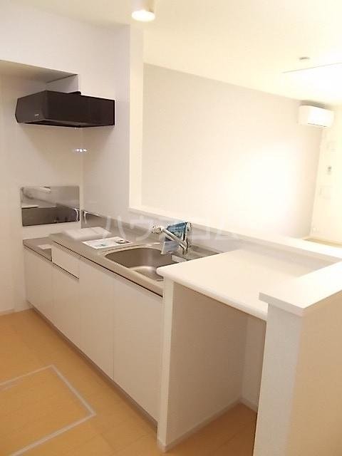 コルソ アロッジオM Ⅰ 01020号室のキッチン