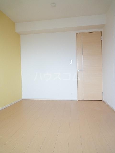 ソレイユ 02020号室のベッドルーム