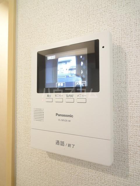 ソレイユ 02020号室のセキュリティ