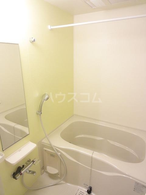 ソレイユ 02020号室の風呂