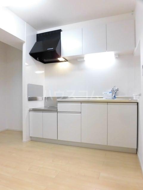ジュネス御茶園 02020号室のキッチン