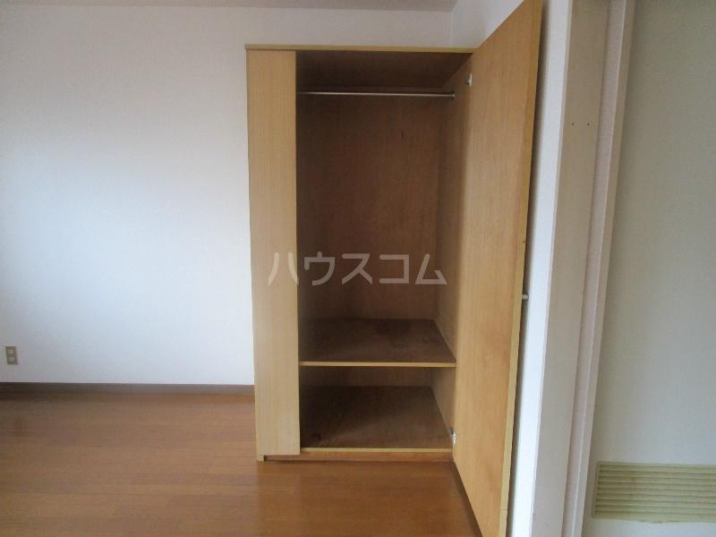 野沢マンション 202号室の収納