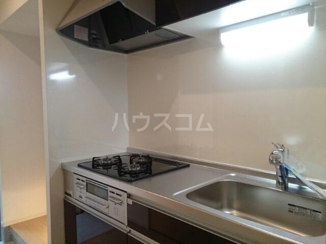 ディアコート 大宮 01030号室のキッチン
