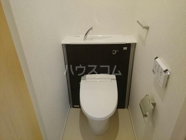 ディアコート 大宮 01030号室のトイレ