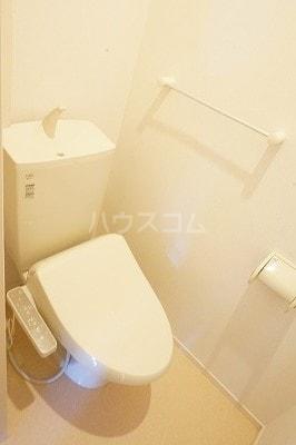 グローレC 02030号室のトイレ