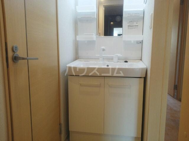 メゾン メルベイユ 01020号室の洗面所