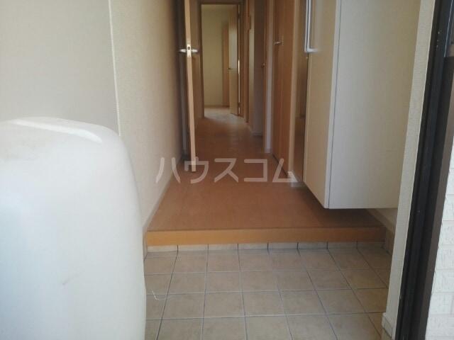 メゾン メルベイユ 01020号室の玄関