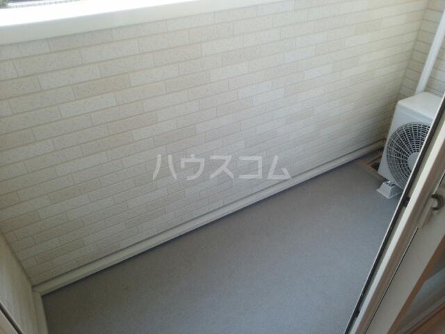 メゾン メルベイユ 01020号室のバルコニー