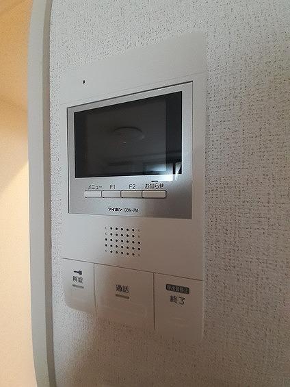 カインドハート西海岸 01010号室のセキュリティ