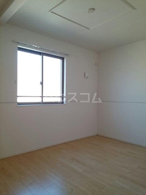 ステージ桜 02040号室のベッドルーム