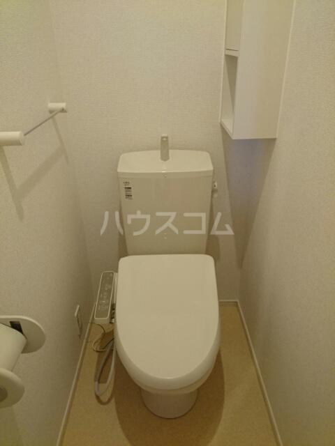 ステージ桜 02040号室のトイレ