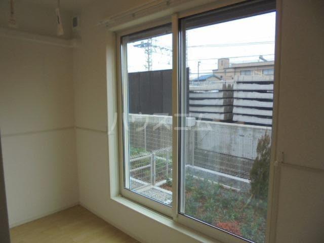 アリエッタⅡ 01020号室のバルコニー