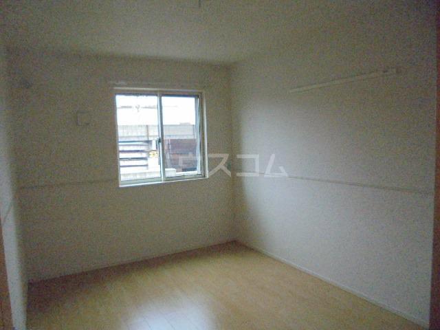 アリエッタⅡ 01020号室のベッドルーム