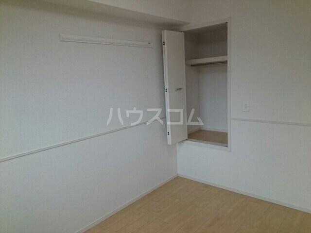 メゾンド・RIN 02030号室のベッドルーム