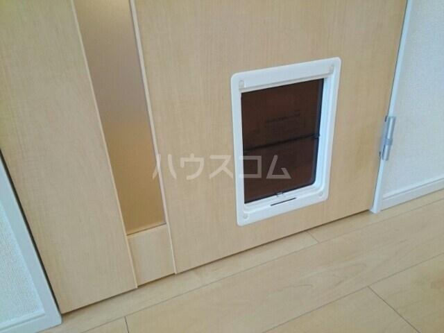 メゾンド・RIN 02030号室のバルコニー