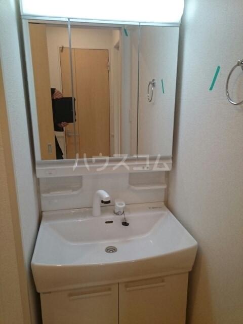 メゾンド・RIN 02030号室の洗面所