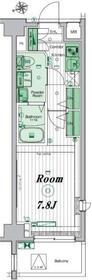 メイクスデザイン府中・301号室の間取り