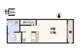 コンフォートスペース新宿・205号室の間取り