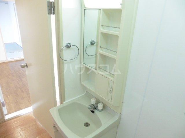 ドミール宮の下A 101号室の洗面所