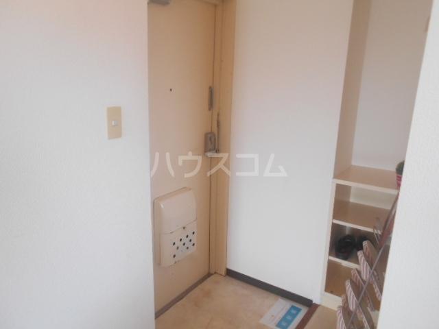 アップル第1マンション 308号室の玄関