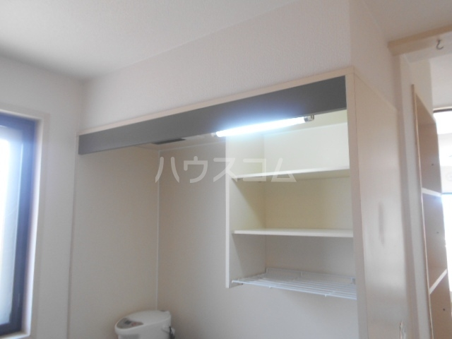 アップル第1マンション 308号室のキッチン