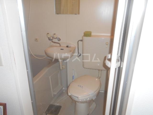 アップル第1マンション 308号室の風呂
