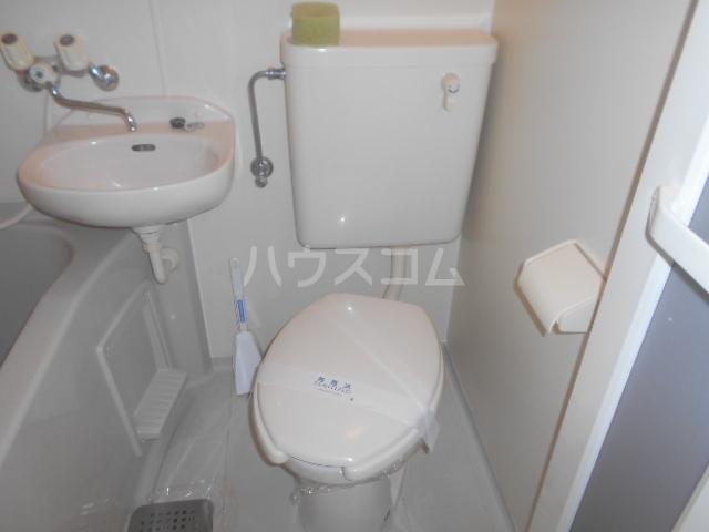 アップル第1マンション 308号室のトイレ