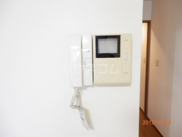 ヤマキチ館 420号室のセキュリティ