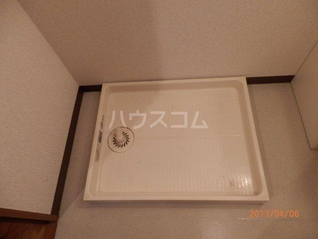 ヤマキチ館 420号室の収納