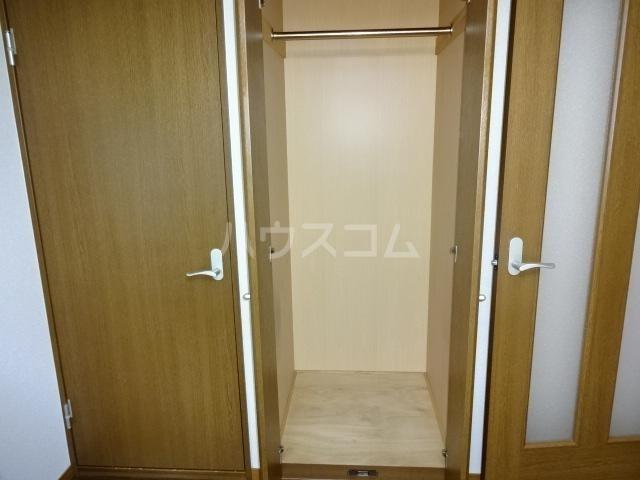 シャトーサンタ 201号室の洗面所