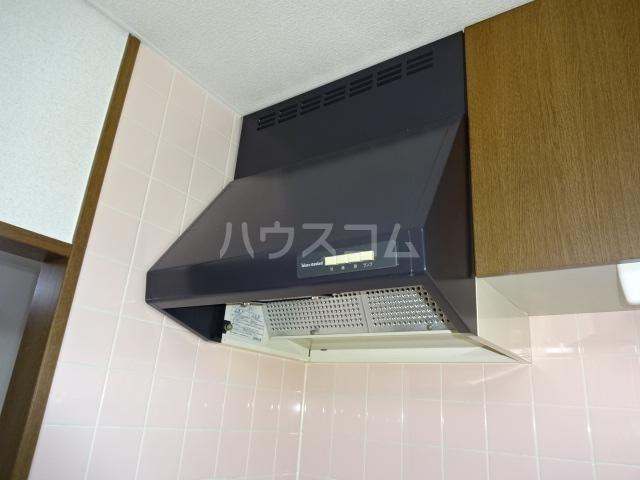 シャトーサンタ 201号室のキッチン