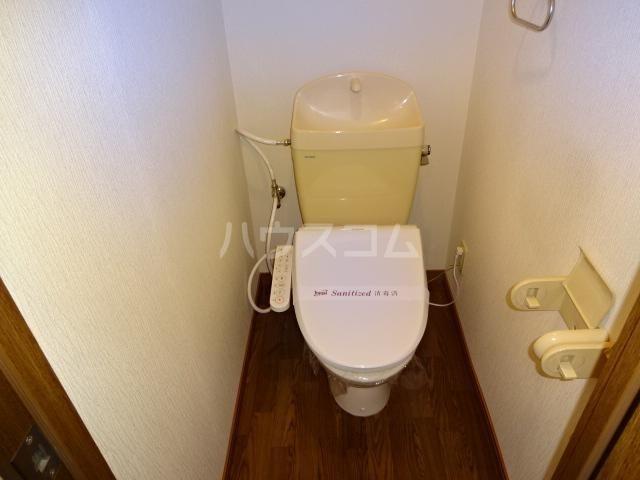 シャトーサンタ 201号室のトイレ