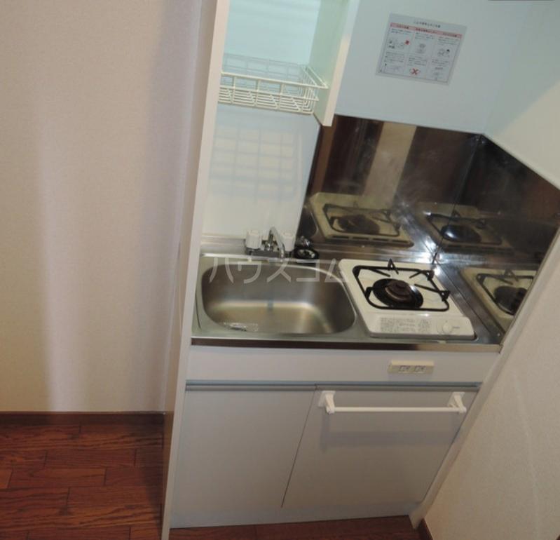 コーポ・シリウス 101号室のキッチン