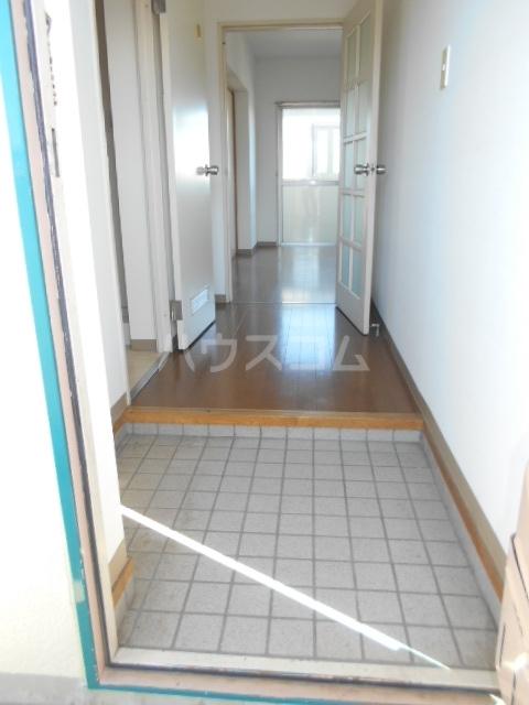 加藤マンション 306号室の玄関