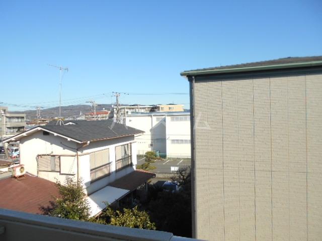 加藤マンション 306号室の景色