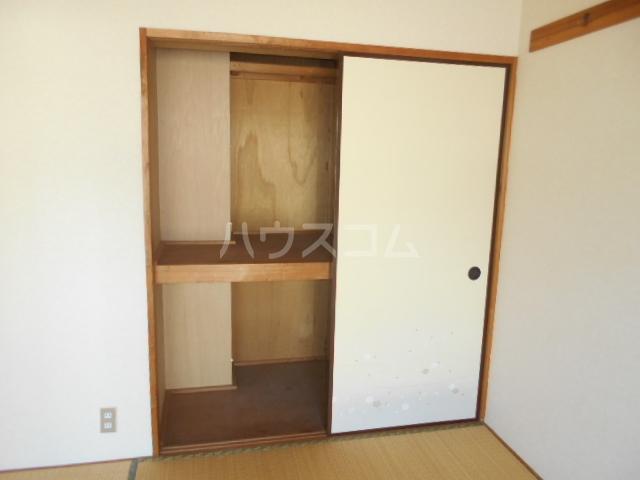 加藤マンション 306号室の収納