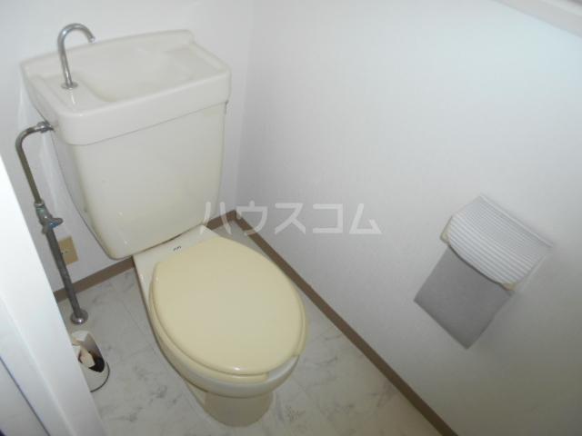 加藤マンション 306号室のトイレ