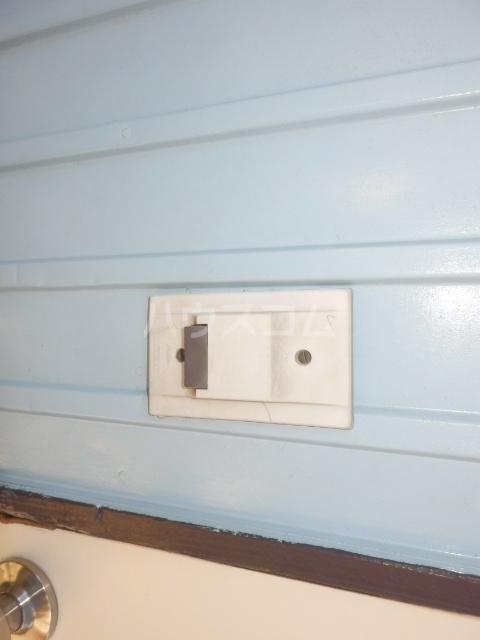 ヒオギハイム 205号室の収納