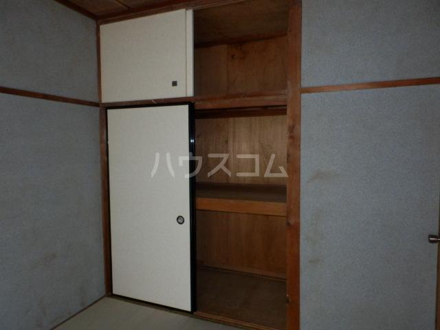 ヒオギハイム 205号室のセキュリティ