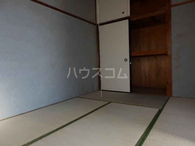 ヒオギハイム 205号室の居室