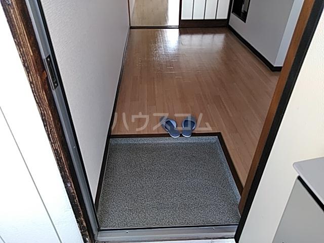 ラ・ヴィータ・フェリーチェ宇都宮 202号室の玄関