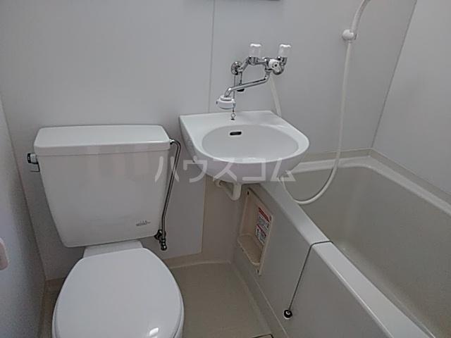 ラ・ヴィータ・フェリーチェ宇都宮 202号室の風呂