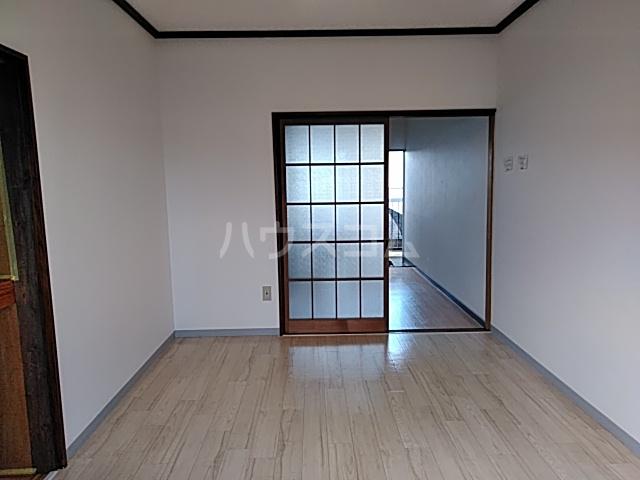 ラ・ヴィータ・フェリーチェ宇都宮 202号室のベッドルーム