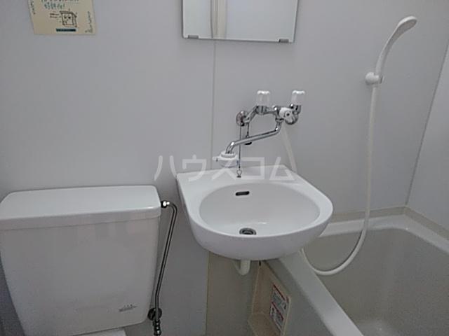 ラ・ヴィータ・フェリーチェ宇都宮 202号室の洗面所