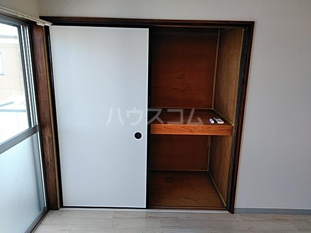 ラ・ヴィータ・フェリーチェ宇都宮 202号室の収納