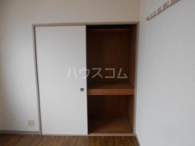 シルビア21 303号室の収納