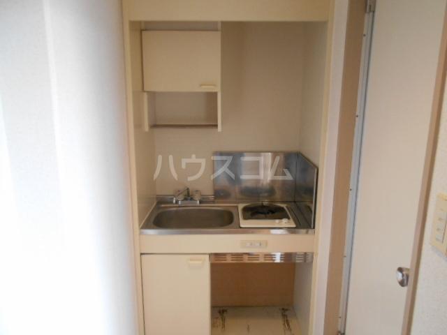 シルビア21 303号室のキッチン