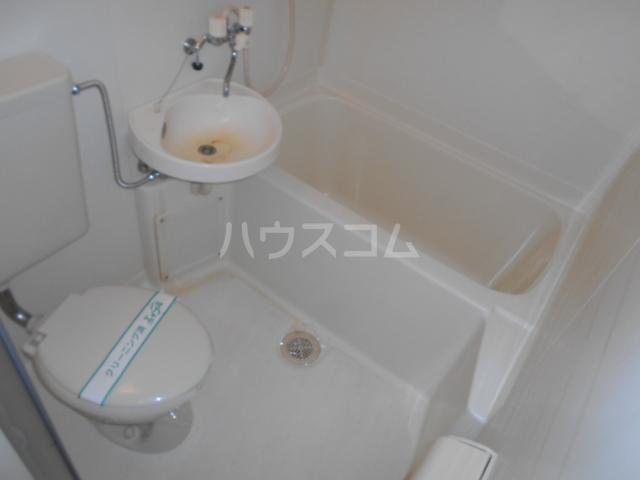 シルビア21 303号室の風呂