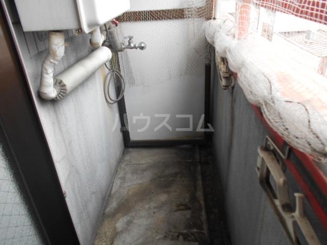 シルビア21 303号室のバルコニー