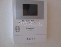 プリムローズ小田桐 202号室のセキュリティ